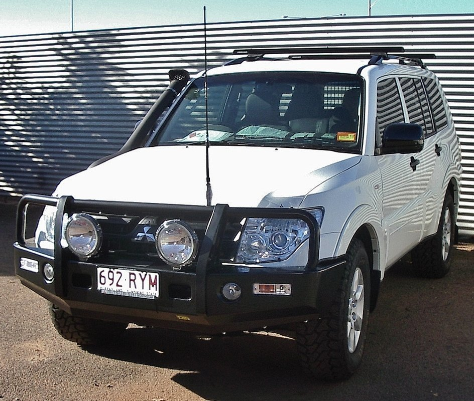 Pajero Fit Out Latest News Tjm Products Nq