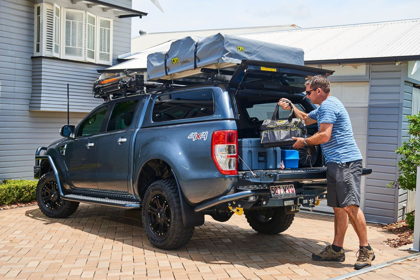 4wd On Road Photo Gallery Tjm Cairns Townsville Mackay