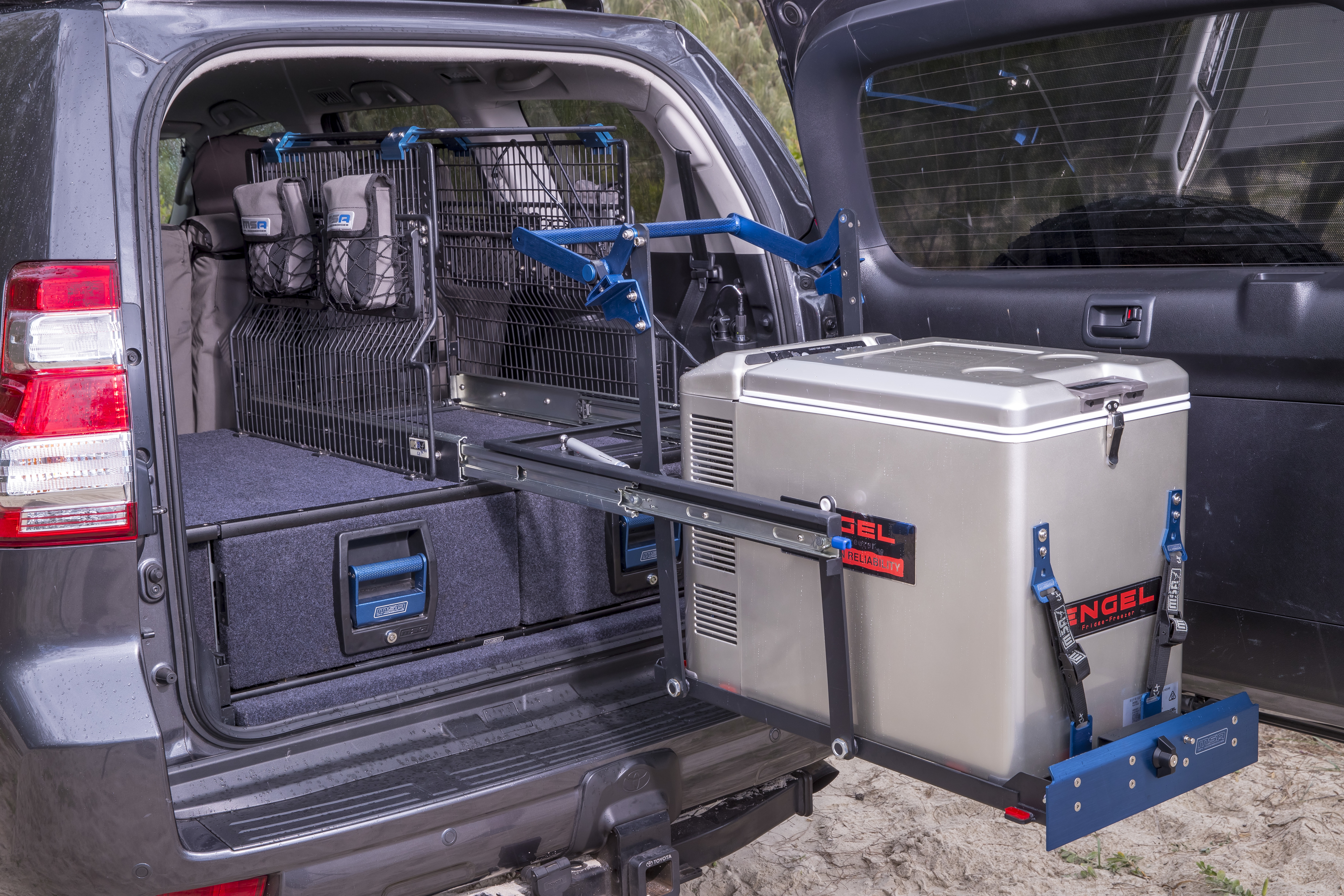 Drawer Systems - 4WD Accessories - TJM Cairns, Townsville, Mackay